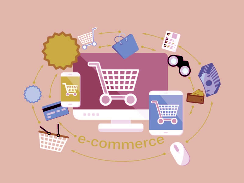 Ecommerce Web & Mobile App